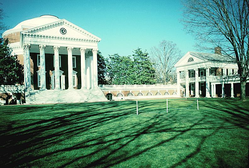 Images Of The Rotunda University Of Virginia By Thomas Jefferson