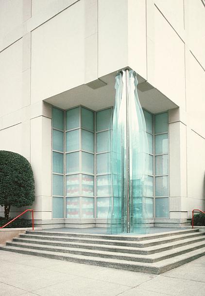 The World Of Coca Cola Pavilion By Thompson Ventulett