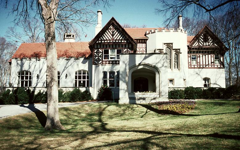 The Estate Was Originally Comprised Of About 27 Acres Although Now It Is Reduced To 12