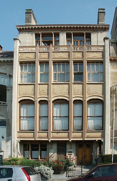 Hotel Van Eetvelde Interior