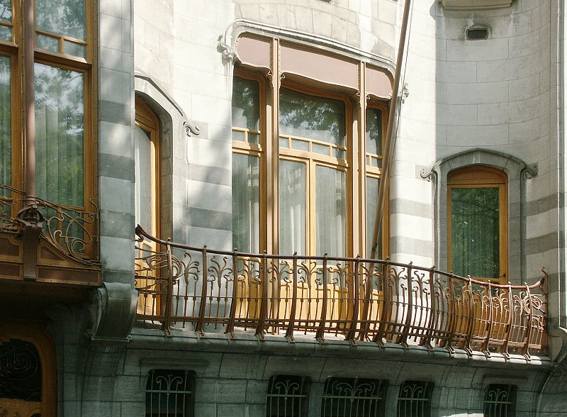 Images Of The Hotel Solvay By Victor Horta