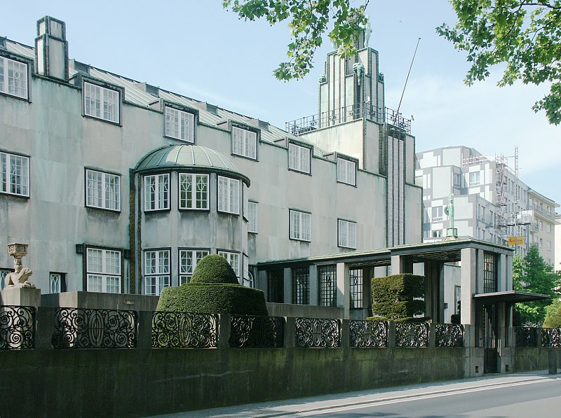 Images of Palais Stoclet by Josef Hoffmann : 0257 from www.bluffton.edu size 800 x 597 jpeg 129kB