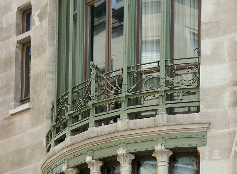 images of the hotel tassel by victor horta