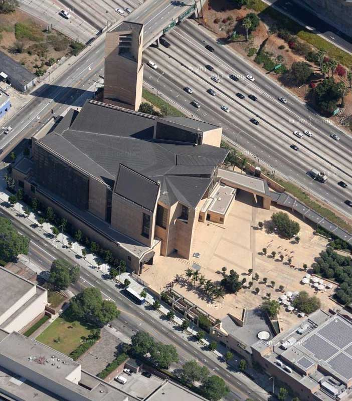 Images Of The Cathedral Of Our Lady Of The Angels By