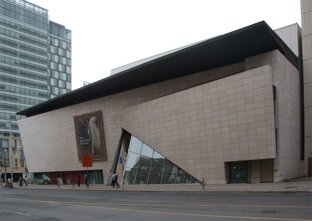 Iphone Gps Tracker >> Bata Shoe Museum: A collection of shoes from over 4,500 ...