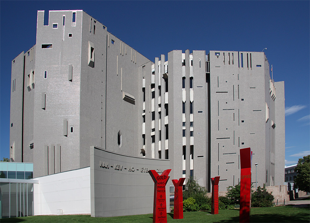 Images Of Denver Art Museum By Gio Ponti