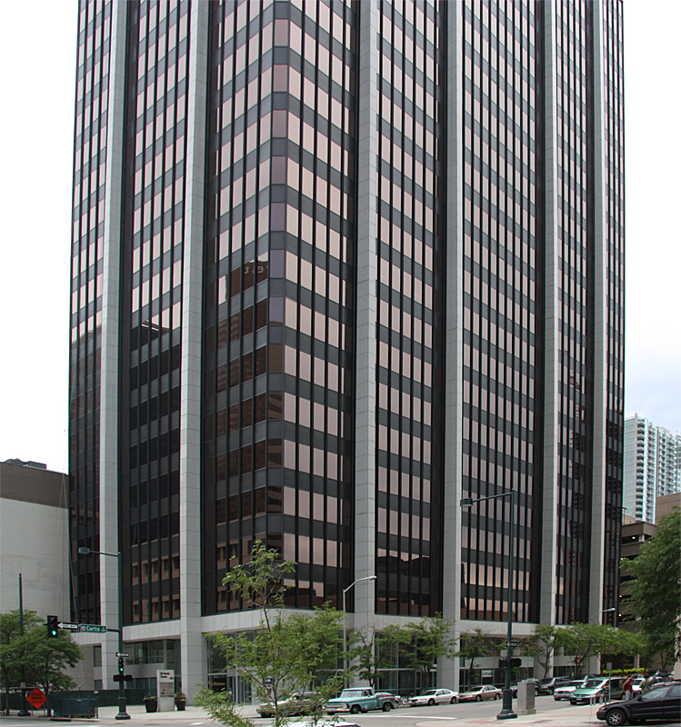 Images Of Colorado National Bank (now US Bank Tower) By