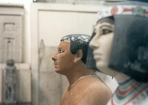 Rahotep and Nofret