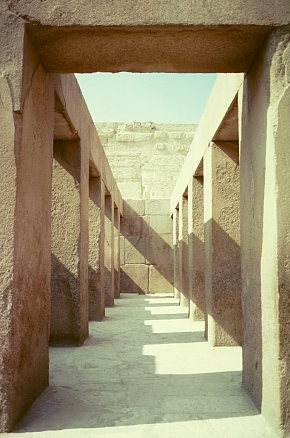 Valley Temple Of Khafre