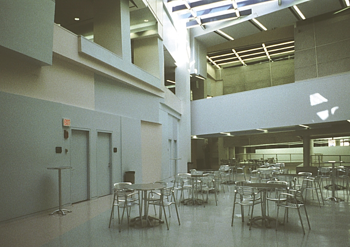 Images Of The Aronoff Center For Design And Art Daap Building University Of Cincinnati By