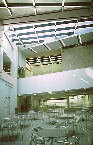 Images of the Aronoff Center for Design and Art/DAAP Building