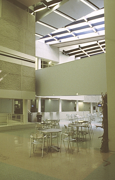 Images Of The Aronoff Center For Design And Art/DAAP Building, University  Of Cincinnati, By Peter Eisenman.