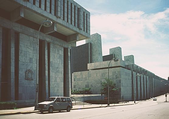 Agency Building  Albany Ny
