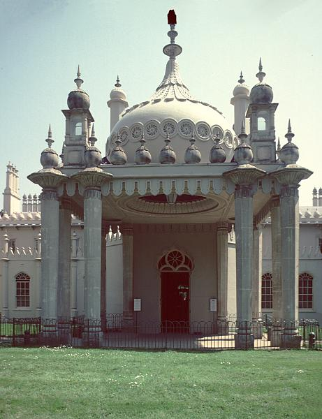 Images Of The Royal Pavilion Brighton By John Nash