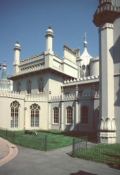 Images Of The Royal Pavilion Brighton By John Nash
