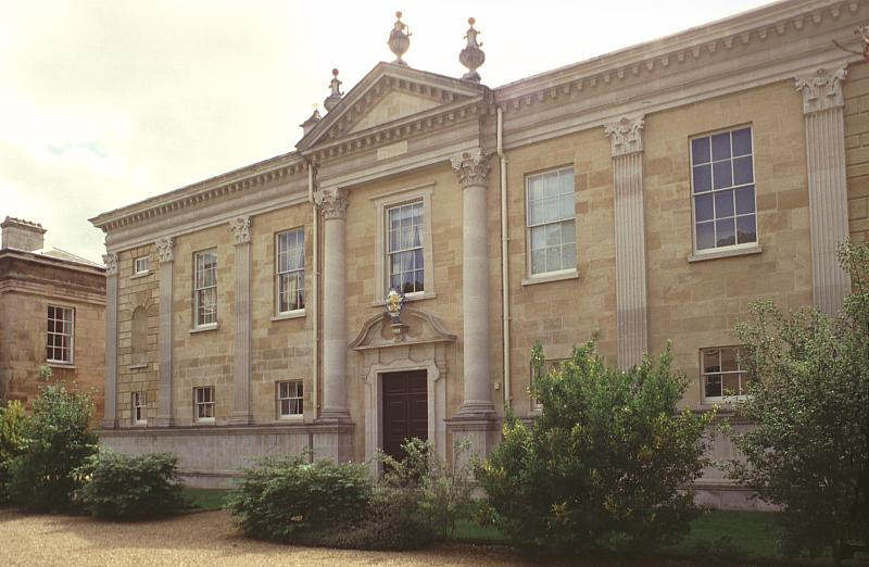 Front Elevation Of College Building : Images of the howard building downing college cambridge
