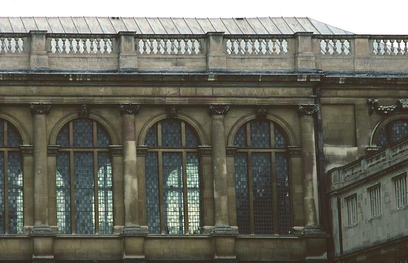 Images of Library, Trinity College, Cambridge University by