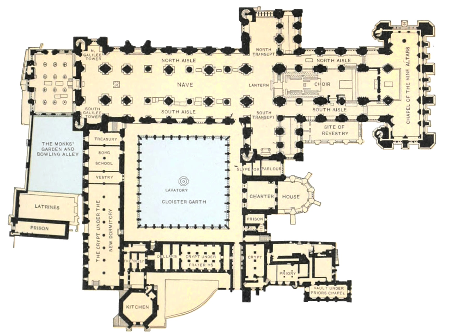 Floor Plans For Minecraft Houses Images Of Durham Cathedral In Durham England