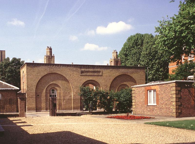 Images Of Royal Hospital Chelsea Stables By John Soane