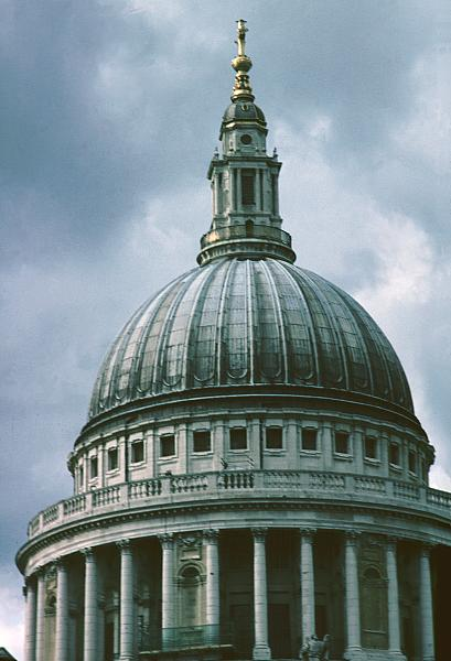 Images Of Saint Paul S Cathedral London By Sir