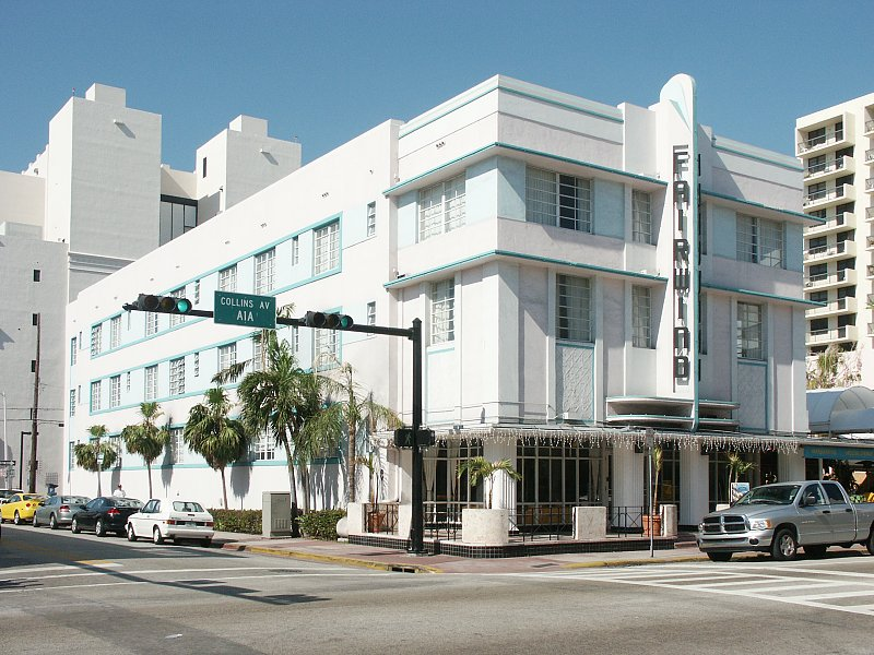 Images Of The Fairwind Hotel By L Murray Dixon Miami Beach