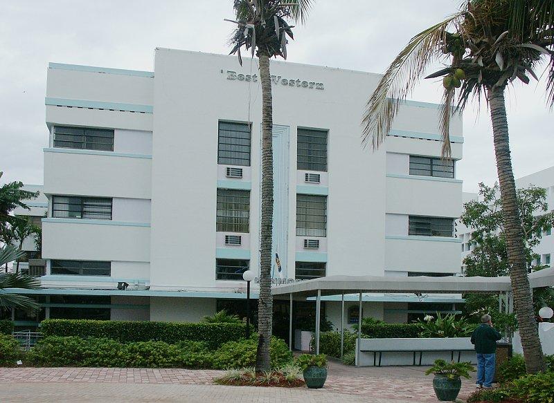 Taft Hotel Miami Beach