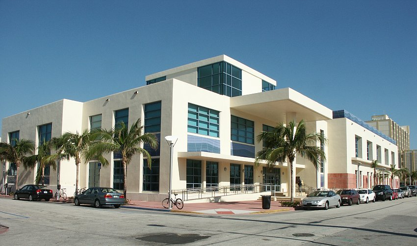 Images Of Miami Beach Regional Library By Robert A M Stern