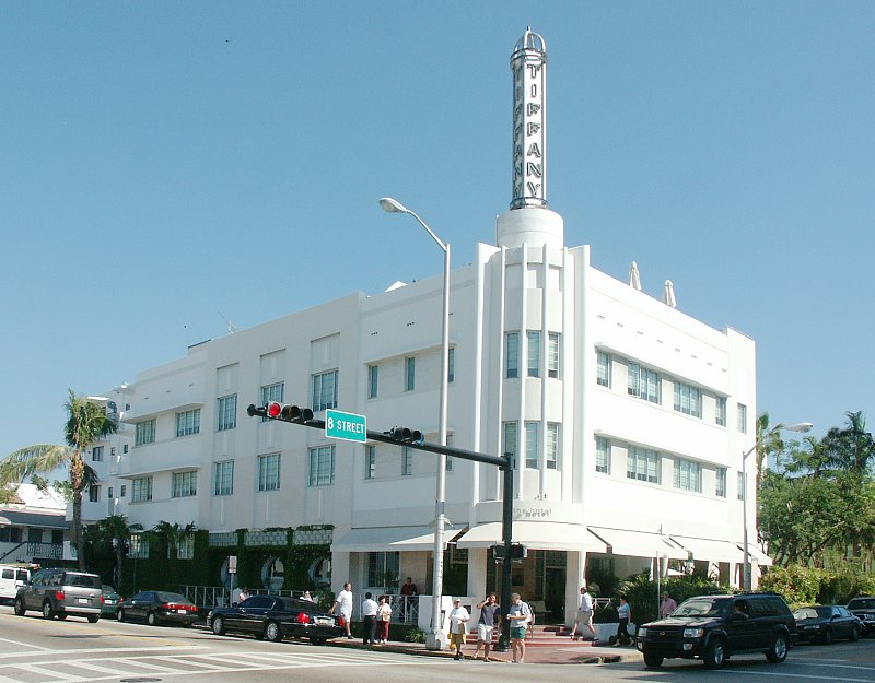 Tiffany Hotel South Beach The Best Beaches In World