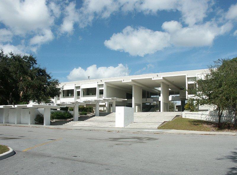 Sarasota High School Addition By Paul Rudolph