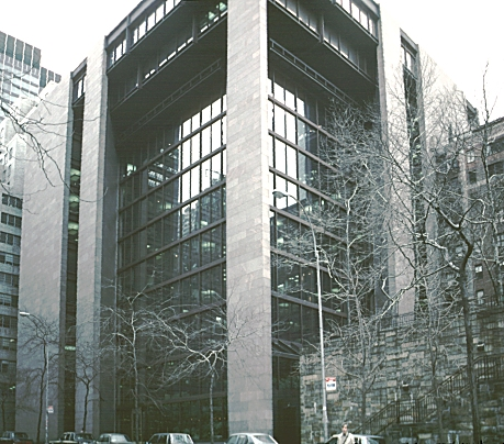 Images Of Ford Foundation Headquarters Building By Roche