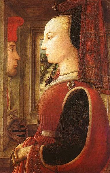 oh what a difference a difference makes gender in the visual arts fra filippo lippi w a man at the window c 1438 1444