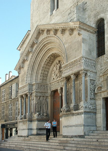 Arles France  city pictures gallery : Images of St. Trophime, Arles, France