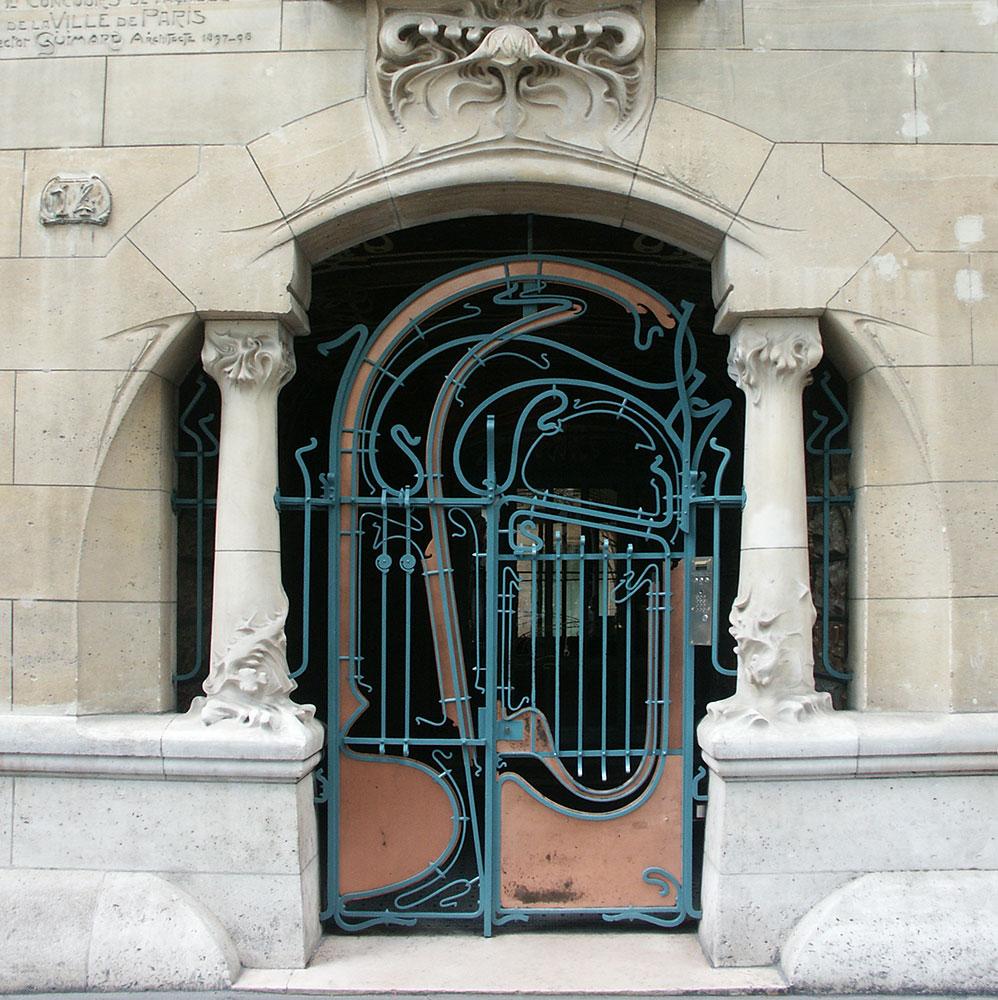 Images Of Castel Beranger By Hector Guimard