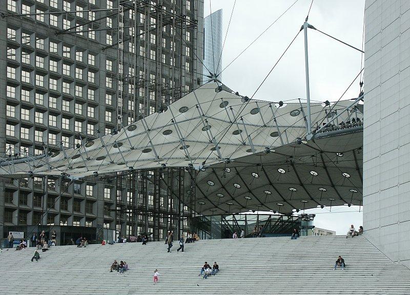 Images Of Grande Arche De La Defense By Otto Von