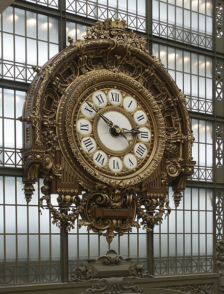Images Of Musee D Orsay Paris France By Gae Aulenti 1987