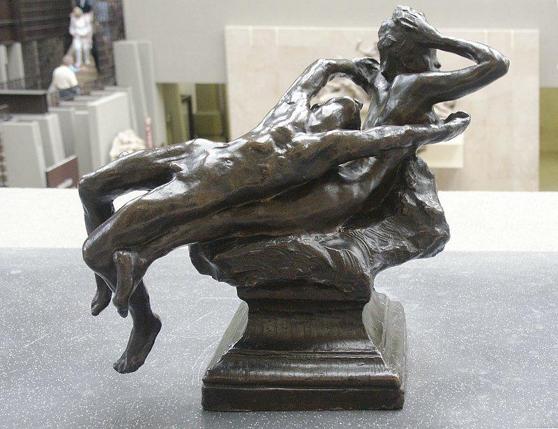 St John the Baptist by Auguste Rodin  RODINWeborg