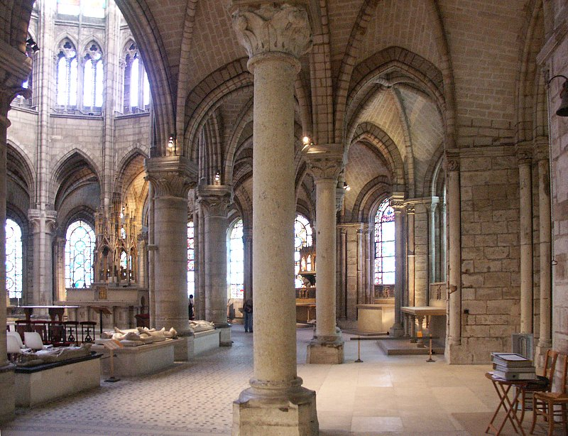 Images of Basilica of St. Denis, Paris