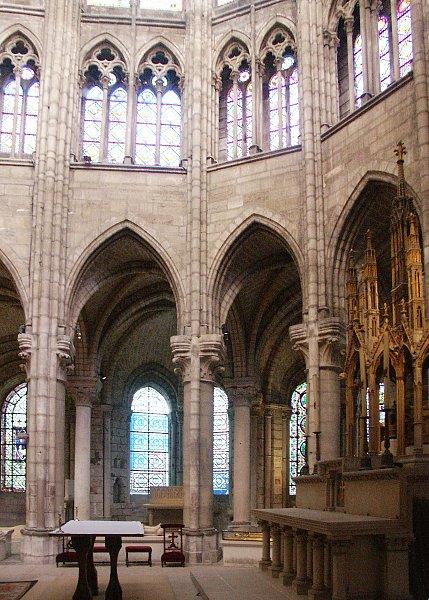 Images Of Basilica St Denis Paris