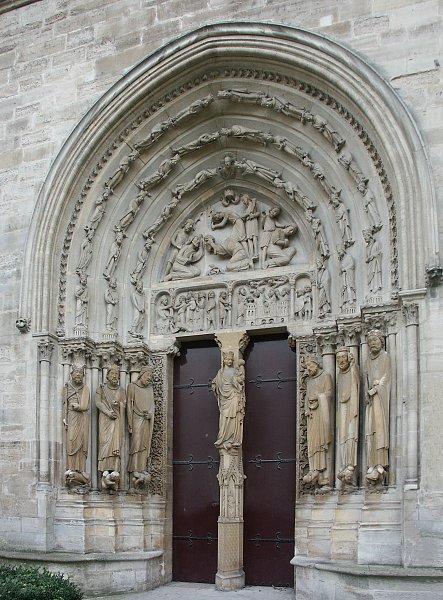 Images of Basilica of St. Denis, Paris