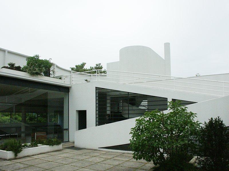 Alfa img Showing u0026gt; Villa Savoye Terrace