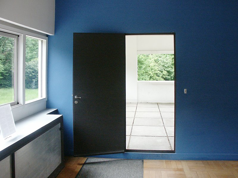 Images Of Villa Savoye By Le Corbusier