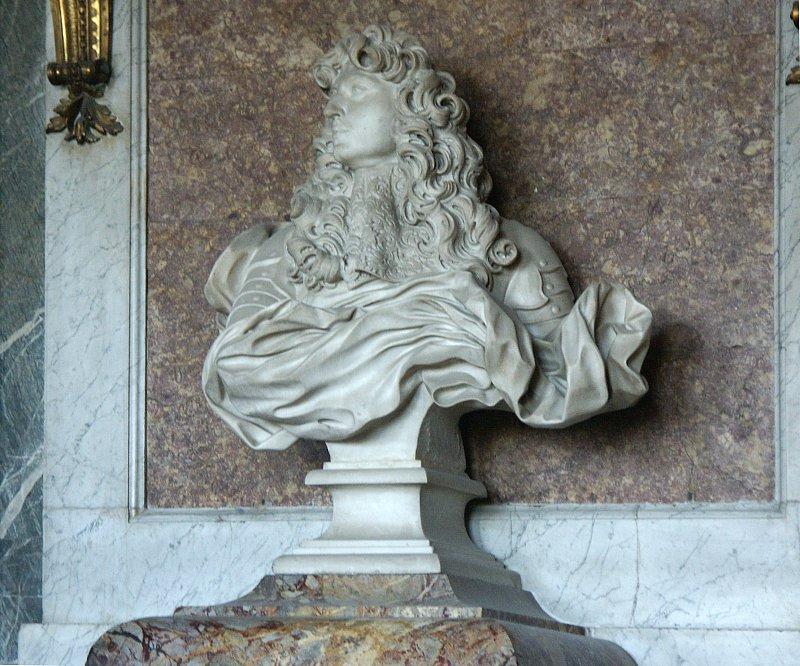 Portrait Bust of Louis XIV by Bernini