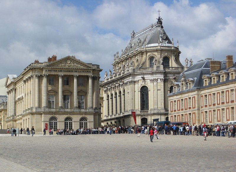 Images of Palace of Versailles, Versailles, France
