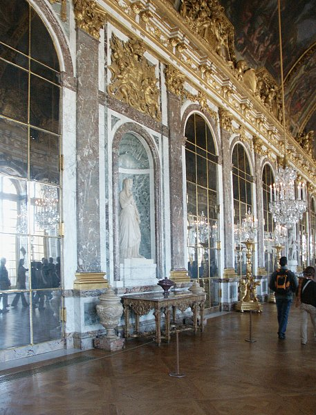 Images Of Hall Of Mirrors Palace Of Versailles