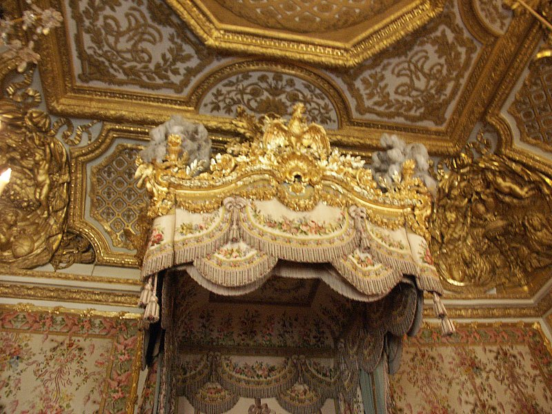 Images Of King And Queen S Bedrooms Palace Of Versailles