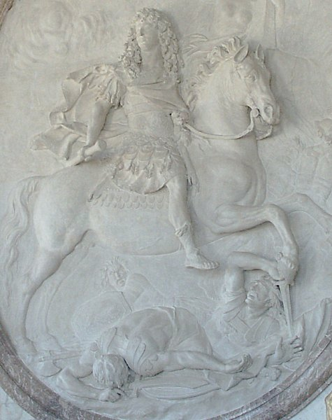 images of triumph of louis xiv, antoine coysevox, palace of