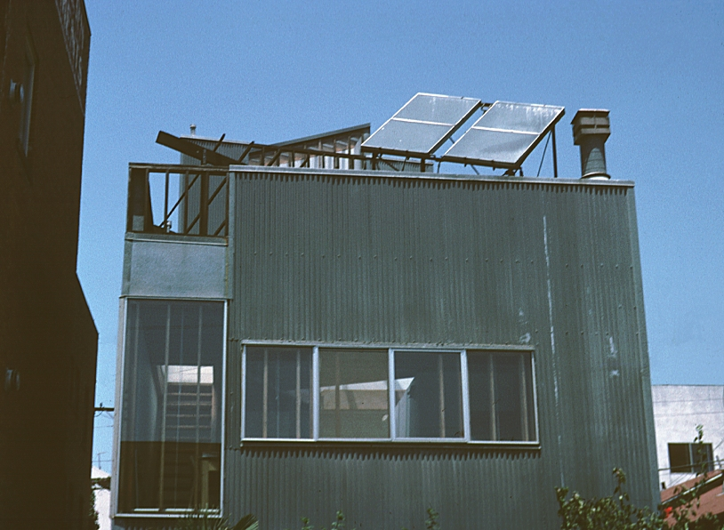 Images Of Spiller House By Frank Gehry 1980 Venice