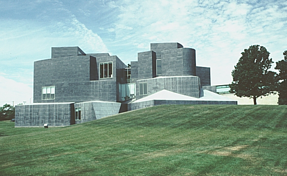 Images Of The University Of Toledo Art Building By Frank