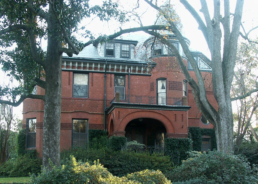 Images Of 225 East Hall Or The George Baldwin House