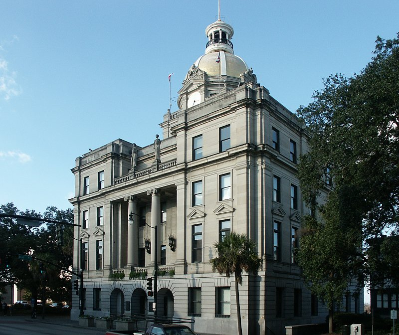 Images Of City Hall Savannah Georgia Hyman W Witcover
